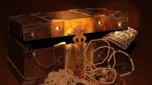 Taliban to track secure 2000 year old Bactrian gold treasure Report pod