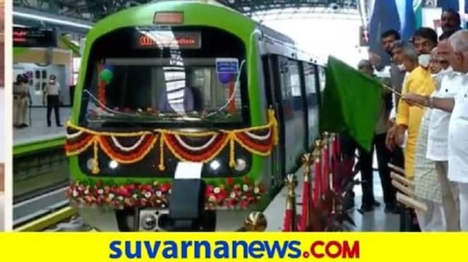 Bengaluru Unlock by june 21Namma Metro Revised Timings hls