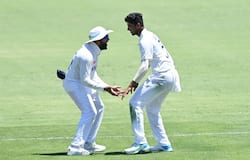 <p><strong>Rohit Sharma has the safest hands against Australia:</strong> Rohit was involved in a couple of catches today. Consequently, he has now scripted the joint-record of claiming the most Test catches against Australia for India, as a fielder. With his fifth catch, he has joined the likes of Eknath Solkar, Krishnamachari Srikkanth and Rahul Dravid.</p>