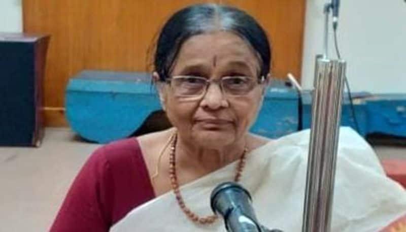 Rangaraju Padmaja short stoy 'distance' Eduction