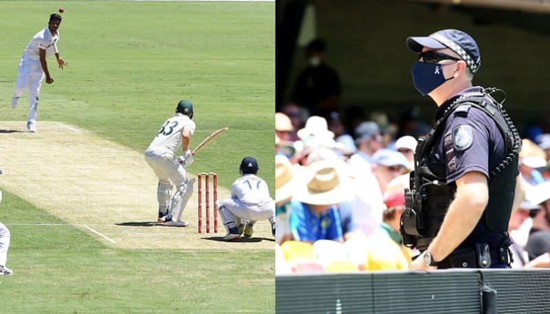 India vs Australia,  racist behavior from audience will not be tolerated Brisbane spb