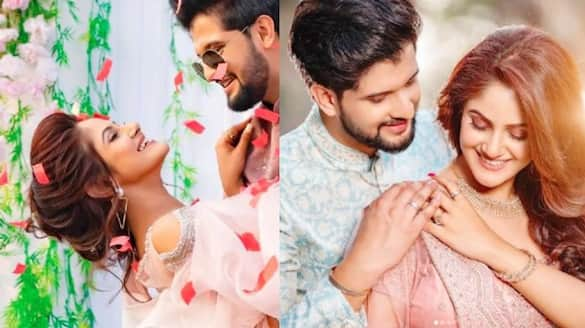 neel bhattacharya shares a romantic video with Trina Saha in a reel video goes super viral BRD