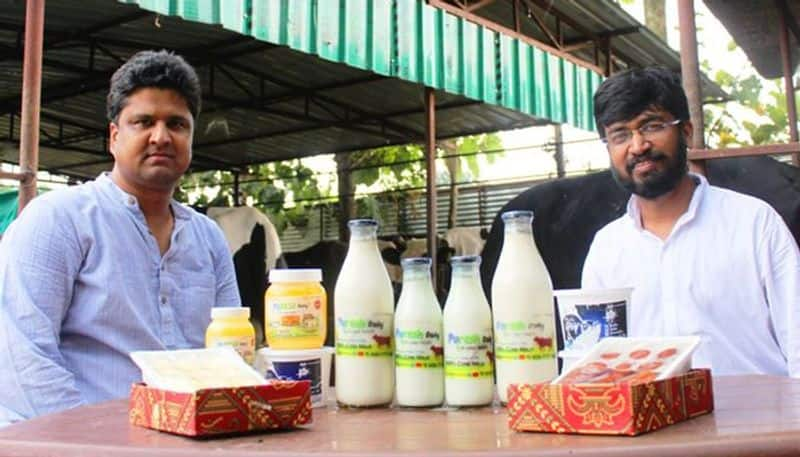 Success story: Starting dairy business not just to provide quality milk, but to earn handsome profits