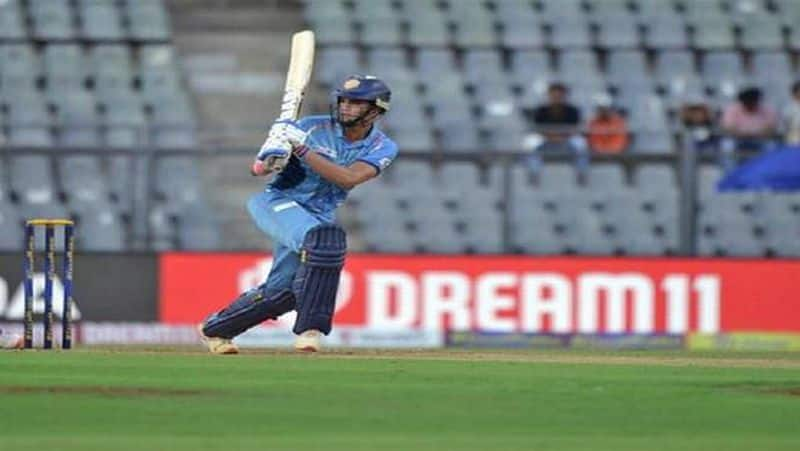 Arjun Tendulkar smashes 5 sixes in an over and guide MIG Cricket Cub to victory