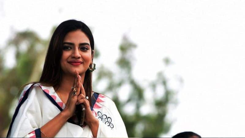 nusrat jahan opens up on bengal condition on her rally BJC