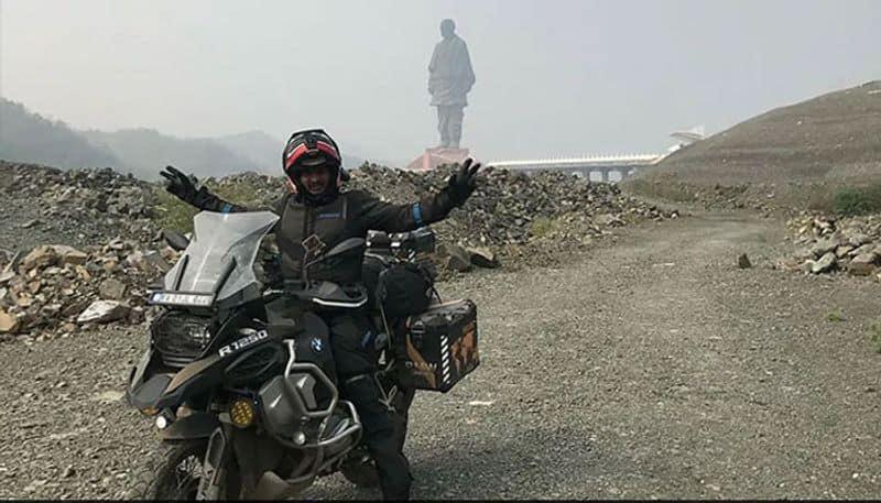 Famous Bengaluru Biker Dies After Crashing Into Camel In Jaisalmer