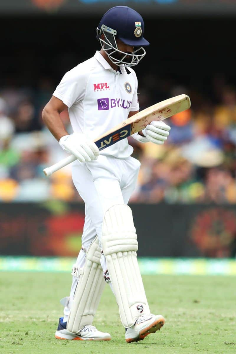 Former Indian player criticize rahane for bad performance