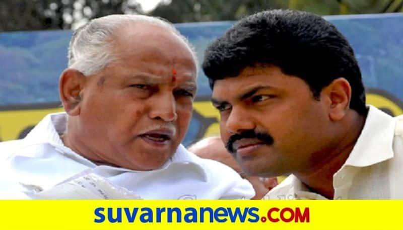 Congress MLA Sangameshwar Slams MP BY Raghavendra snr