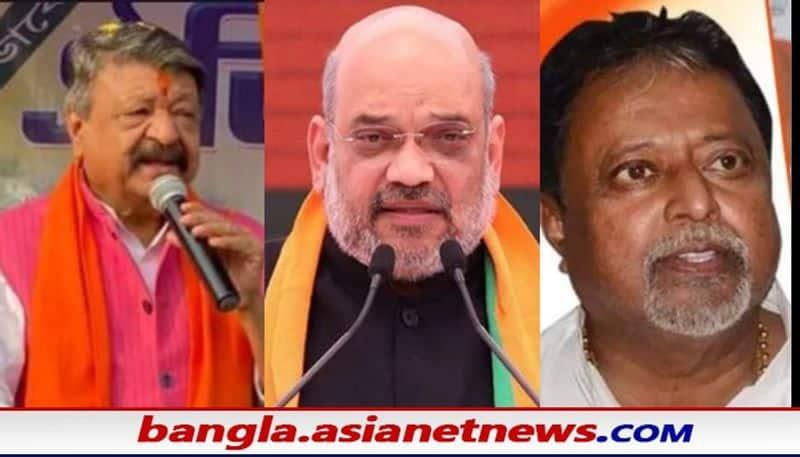 Amit Shah will visit Thakurnagar with two days ASB