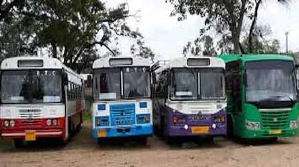 tsrtc stopped bus services to andhra pradesh ksp