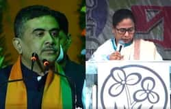 <p>Earlier, a similar slogan was raised at a Trinamool Congress rally where the party workers slammed the TMC leaders who left the party and joined the BJP.</p>