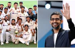 <p>sundar pichai indian cricket team</p>