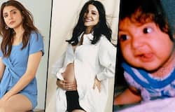 """<p style=""""text-align: justify;"""">But they refrained from sharing their daughter's any pictures, even requested paps not to click any photos either. So let's take a look at how mommy Anushka looked like when she was a kid.<br /> &nbsp;</p>"""