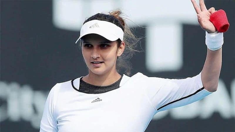 Indian tennis star Sania Mirza started the Qatar Total Open 2021 with a win spb