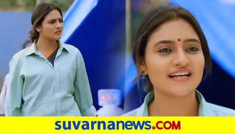 Kannadathi actress Ranjani raghavan joins hand with govt in promoting National Rural Employment Guarantee Act dpl