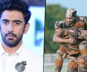 Amit Sadh on playing army officer's role in 'Jeet Ali Zid' says, 'It gives me goosebumps' ANK