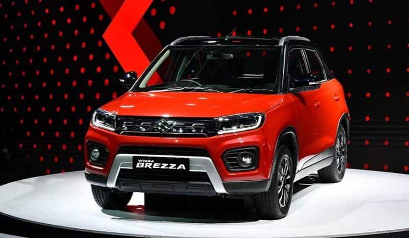 Vitara Brezza completes sale of 6 lakh cars