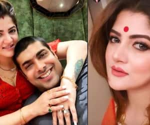 Srabanti Chatterjee shares a picture with an adorable baby ADB