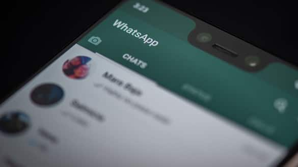Save your chats 'NOW'; WhatsApp is coming up with a new feature, disappearing messages (Details) ANK