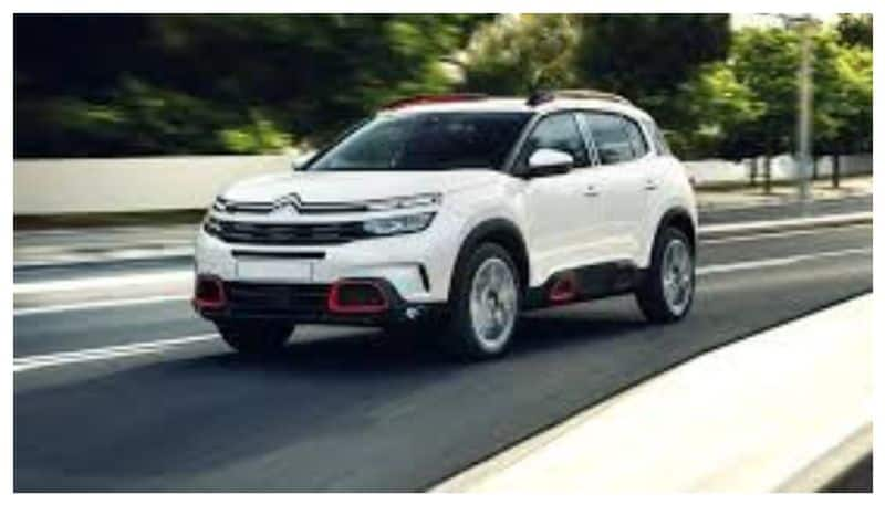 Citroen C5 Aircross bookings open in India