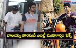 Nandamuri Balakrishna Son Mokshagna To Debut with a pan indian film, Puri jagannadh to launch him