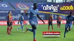 <p>mourtada fall hero of the match ISL east bengal vs mumbai city</p>