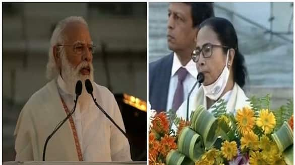PM Modi says what happened in Cooch Behar is saddening, new low for Didi - bsb