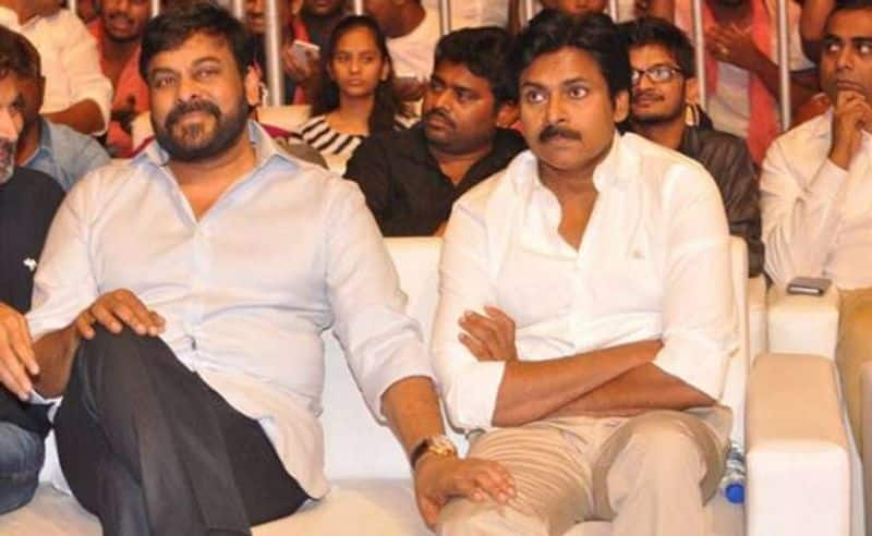 Chiranjeevi will come to support Pawan Kalyan in politics