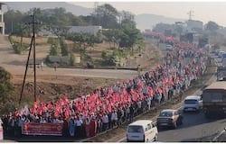 <p>Farmers rally</p>
