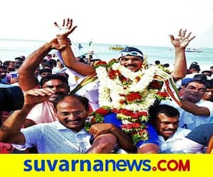 65 Year old Udupi Man Creates Records in Swimming hls