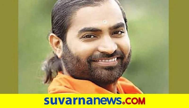 Former MLA H S Shivashankar Slams Vachananda Swamji grg
