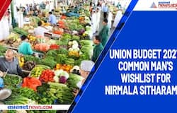 Union Budget 2021: Common man's wishlist for Nirmala Sitharaman