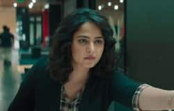 """<p><meta charset=""""utf-8"""" /></p>  <p><strong>Nishabdham/Silence:&nbsp;</strong>Our Devsena (Anushka Shetty) is back with one of the three idiots (R Madhavan) in a thriller movie that is an absolute treat to the eyes. It is a story which will leave keep you at the edge of your seat right from the word go. The film has perfectly blended all the elements of drama, suspense and emotions. So, if you are looking for a mystery movie to watch, look no further because this movie will leave you in surprise and&nbsp;silence</p>"""