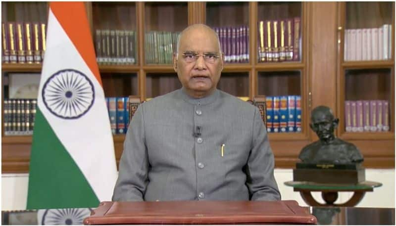 President Ram nath Kovind tweet reaction on Strand road fire incident RTB