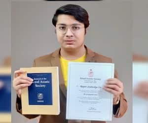 Narendra Modi congratulations Souhardya De from West Bengal, He has been awarded the Pradhan Mantri Bal Puraskar ASB