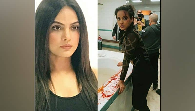 Neetu Chandra lost 9 kgs for her Hollywood movie Never Back Down: Revolt RCB
