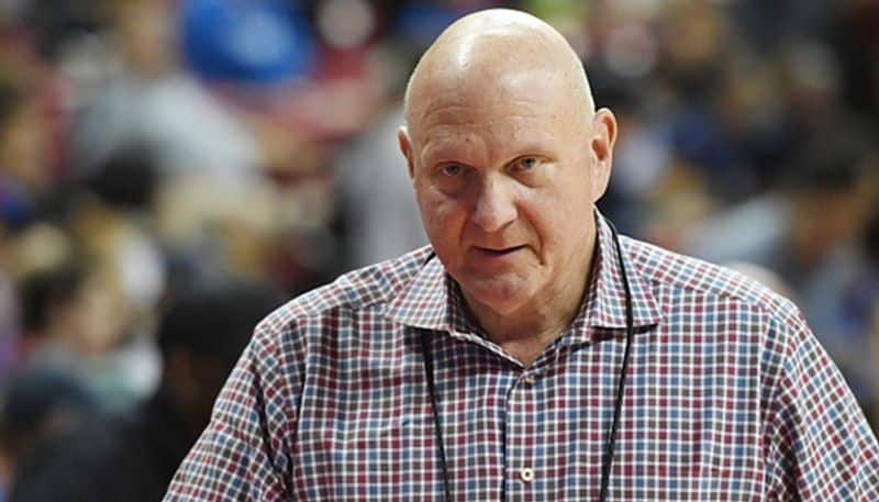 <p><strong>Steve Ballmer<br /> Worth: $78.1 Billion</strong></p>  <p><br /> Steve Ballmer was CEO of Microsoft from 2000 to 2014. The same year he retired from Microsoft he bought the NBA's Los Angeles Clippers for $2 billion.</p>