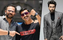 """<p style=""""text-align: justify;"""">Ranveer Singh will be seen next in '83, Jayeshbhai Jordaar, Sooryavanshi and with that the actor is full lined up for back to back movies.</p>"""