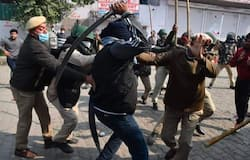 <p>Conflict on the Singhu border, Singhu border, peasant protests, farmer protests, farmers, opposition to agricultural laws</p>