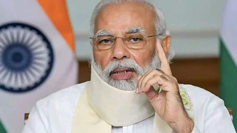Nation was shocked to witness insult of tricolour on R-day says PM Modi lns