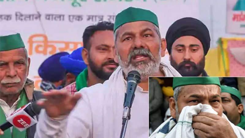 Bharatiya Kisan Union leader Rakesh Tikait reacts pm modi offer ksp