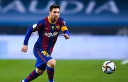 <p>On Saturday, during Barcelona's La Liga clash against Alaves, Messi scripted yet another record. While Barca won the match at Camp Nou, 5-1, Messi did score once.</p>
