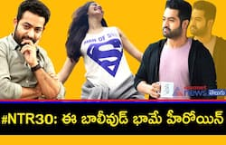Jr NTR to romance this heroine in his next
