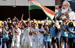 <p>Modi-Indian Team</p>