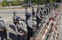 <p>Myanmar coup, state counselor Aung San Suu</p>