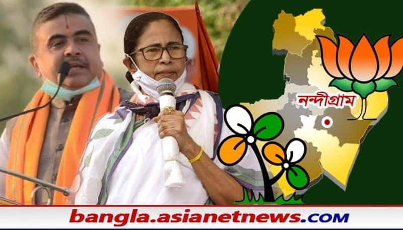 Mamata Banerjee is the candidate from Nandigram in WB Assembly Elections 2021 RTB