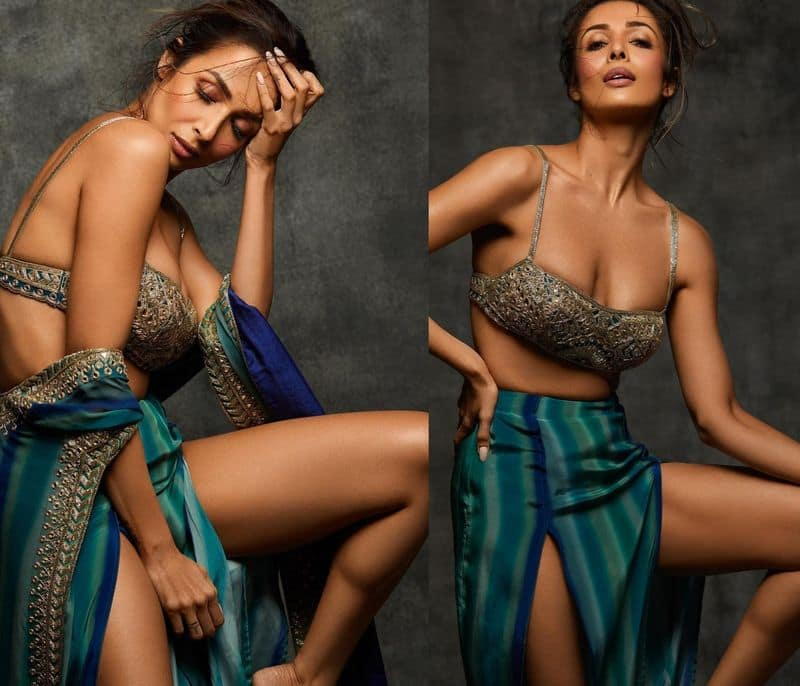 """<p style=""""text-align: justify;"""">Malaika Arora is one of the most stunning and sexy actresses in the film industry. She is a fitness enthusiast and loves to flaunt her sexy body in her pictures. Here are her 5 photos that will leave you amazed.</p>"""