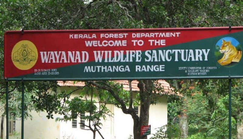 wild life sanctuary issue udf harthal in wayanad