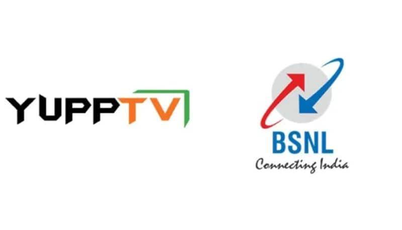YuppTV partners BSNL for video streaming platform
