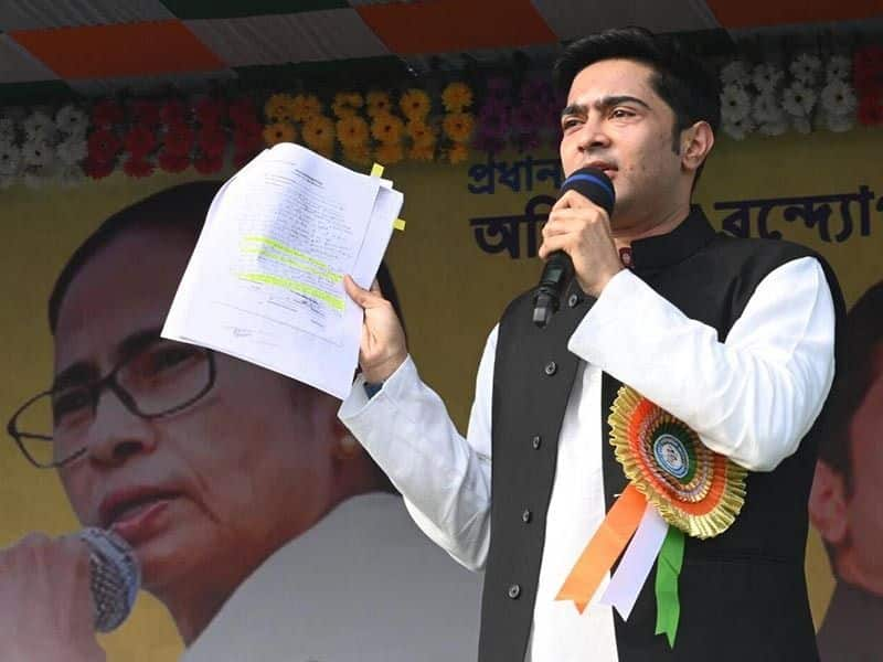 Abhishek Banerjee attacks to PM Modi and Amit Shah due to Matuyas CAA issue RTB